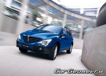 скачать 2012 руководство г. автомобиль выпуска ssangyong kyron
