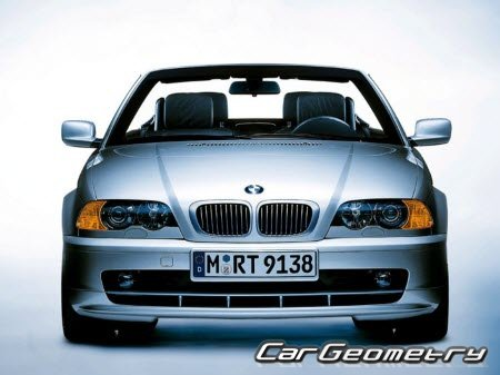 BMW 3 Series (E46) 2001-2005 Coupe, Compact и Cabrio