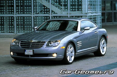 Chrysler Crossfire (ZH) 2004-2008 (Coupe, Roadster)
