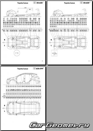 Toyota RAV4 HV (AVA44) 2016-2018 Collision shop manual