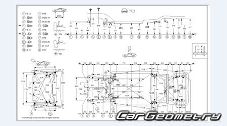 Nissan Sentra (B14) 1994–1999 и Nissan 200SX 1993–1998 Body Repair Manual